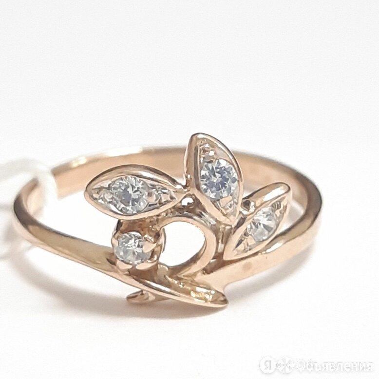 Кольцо золото 585 по цене 5320₽ - Кольца и перстни, фото 0