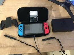 Игровые приставки - Nintendo Switch 128gb (Прошитая), 0