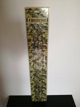 Шампуры - Шампуры набор Boyscout 6шт 60см, 0