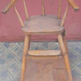 Столы и столики - Советские детские стульчики, 0