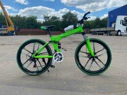 Велосипеды - Велосипед складной Green Bike LH, 0