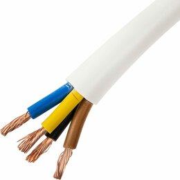 Кабели и провода - Провод ПВС 4х2,5 ГОСТ, 0