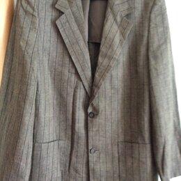 Пиджаки - Пиджак мужской.Летний.Размер50-52., 0