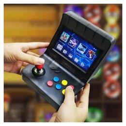 Игровые приставки - Портативный игровой автомат Retro Arcade +3000 игр, 0