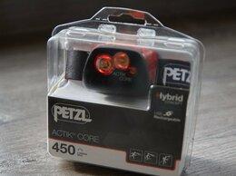 Фонари - Petzl Actik Core 450 фонарь с аккумулятором, 0