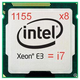 Процессоры (CPU) - Intel Core i-5, i-7 1155, 0