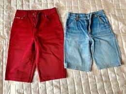 Шорты - Шорты женские джинсовые, рр 40-44, 0