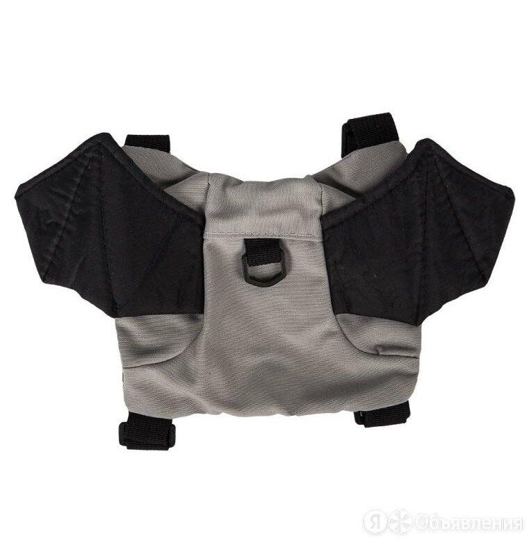 Вожжи-рюкзачок Бусинка Летучая мышь арт.26 по цене 225₽ - Рюкзаки и сумки-кенгуру, фото 0