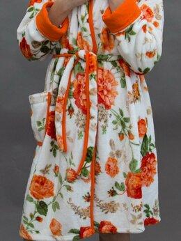 Домашняя одежда - Хала махровый женский, 0