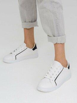 Кроссовки и кеды - кроссовки белые новые, 0