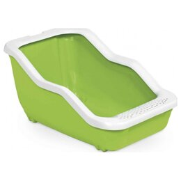 Туалеты и аксессуары  - MPS Netta Open (54х39х29h см) Салатовый…, 0