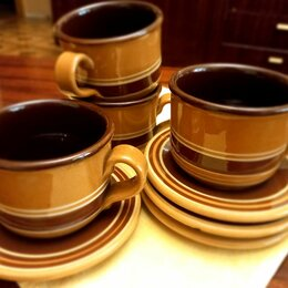 Кружки, блюдца и пары - Керамика чашки для кофе , 0