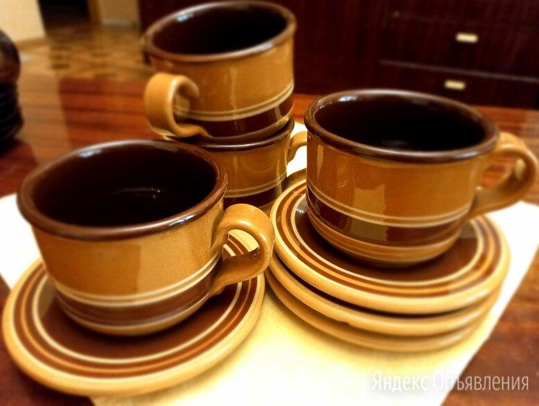 Керамика чашки для кофе  по цене 400₽ - Кружки, блюдца и пары, фото 0