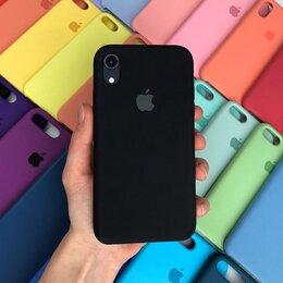Чехлы - Чехол Silicone Case для iPhone XR, 0