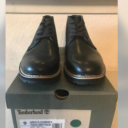 Ботинки - Мужские timberland Britton Hill новые, 0