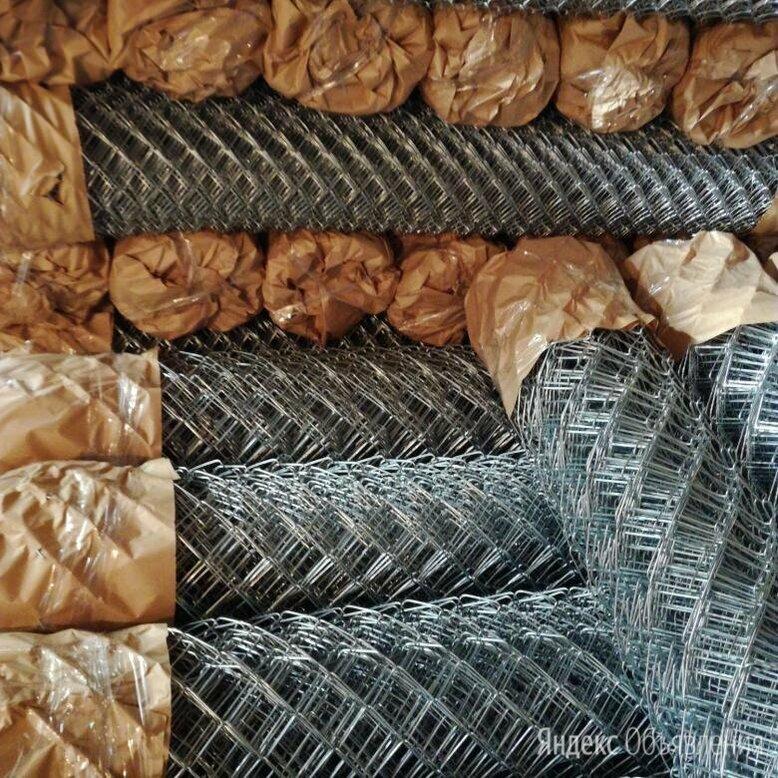Сетка рабица оцинкованная Вичуга по цене 885₽ - Металлопрокат, фото 0