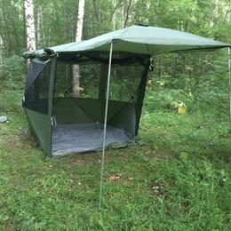 Шатры - Палатка куб летняя, 0