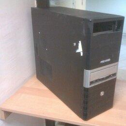 Корпуса - Корпус Microlab ATX, 0
