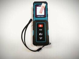 Измерительные инструменты и приборы - Лазерная рулетка, 0