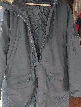 Куртки - куртка зимняя военная, 0