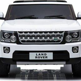 Электромобили - Детский электромобиль Land Rover Discovery BDM 0918, 0