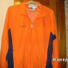 Спортивные костюмы - продаю  спортивную  олимпийку  фирма  коламбия  пр--во  корея  размер  52--54, 0