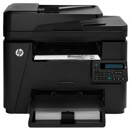 Принтеры и МФУ - Мфу HP LaserJet Pro M225RDN Двухсторонняя печать, 0