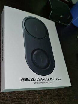 Зарядные устройства и адаптеры - Беспроводное зарядное устройство Samsung…, 0