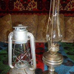 Настольные лампы и светильники - керосиновые лампы из СССР, 0