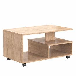 Столы и столики - Стол журнальный Torr-Z ТСТ 106 Дуб Девон, 0