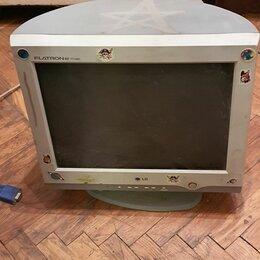 Мониторы - Монитор LG Flatron ez T710BH и Acer AL1716, 0
