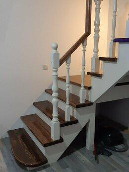Лестницы и элементы лестниц - Лестница на металле под ключ, 0
