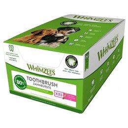 Прочие товары для животных - Whimzees Toothbrush XXS 935х5 см  Лакомство для собак зубная щетка, 0