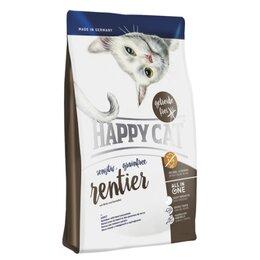 Корма  - Сухой корм Happy Cat Sensitive GrainFree Rentier…, 0