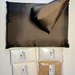 Прочие товары для животных - Комплект для улиток Ахатина Мат 35*25см и домик синтепоновые и 4 подкормки , 0