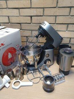 Кухонные комбайны и измельчители - Кухонный комбайн Moulinex QA613DB1, 0