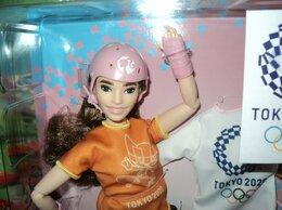 Куклы и пупсы - Кукла Barbie Скейтбордистка, 0