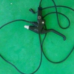 Прочие аксессуары и запчасти - Ручка тормоза для электро велосипеда, 0