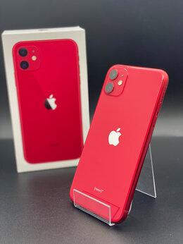 Мобильные телефоны - iPhone 11 64GB Red RU/A , 0