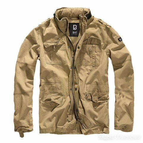 Куртка Brandit Britannia по цене 5400₽ - Куртки, фото 0