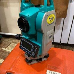 Измерительные инструменты и приборы - Электронный тахеометр sokkia Set 510, 0