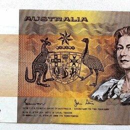 Банкноты - Австралия 1 доллар тип 1983 г., 0