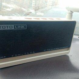 Проводные роутеры и коммутаторы - Wi-Fi роутер TOTOLINK N150R, 0