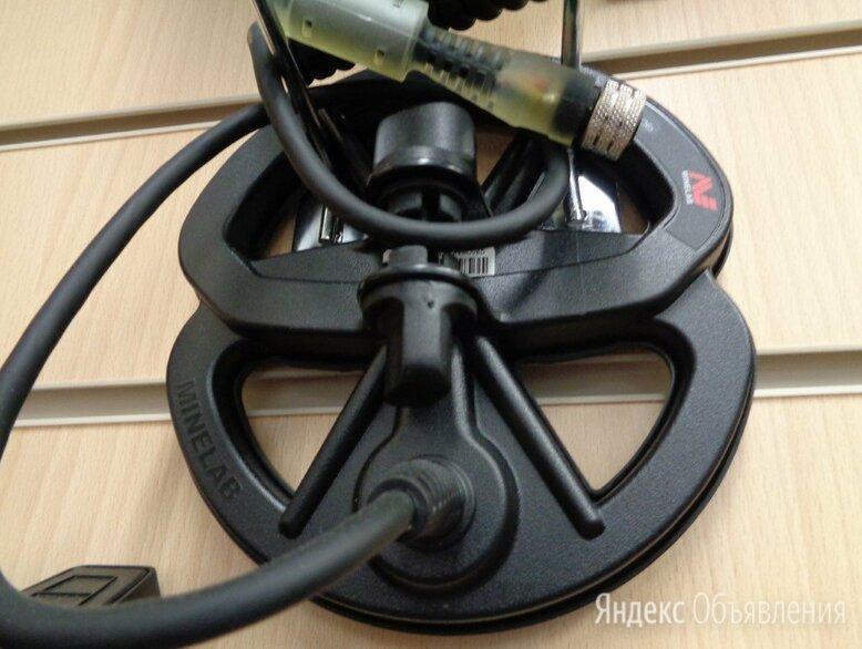 """Катушка Minelab 6"""" DD FBS II для CTX 3030 по цене 24190₽ - Металлоискатели, фото 0"""