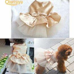 Одежда и обувь - Платье-жилетка для собачки, 0
