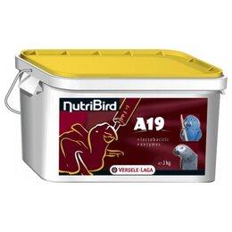 Корма - Versele-Laga NutriBird A19 3 кг, 0