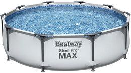 Бассейны - Каркасный бассейн Bestway 3,05*76, 0