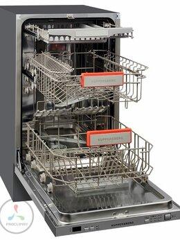 Посудомоечные машины - Посудомоечная машина узкая Kuppersberg GS 4533, 0