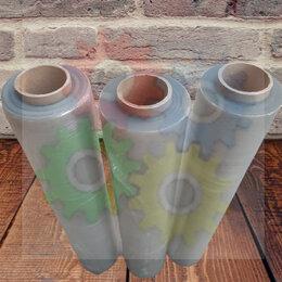 Упаковочные материалы - Стрейч-пленка вторичная 500*2,2 кг., 0