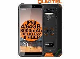 Мобильные телефоны - НОВЫЕ Oukitel WP5 Pro Orange IP68 4/64GB 8000mAh…, 0